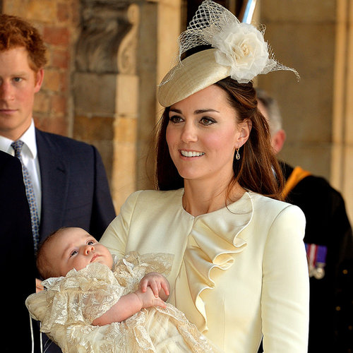 Prince George Christening Photos