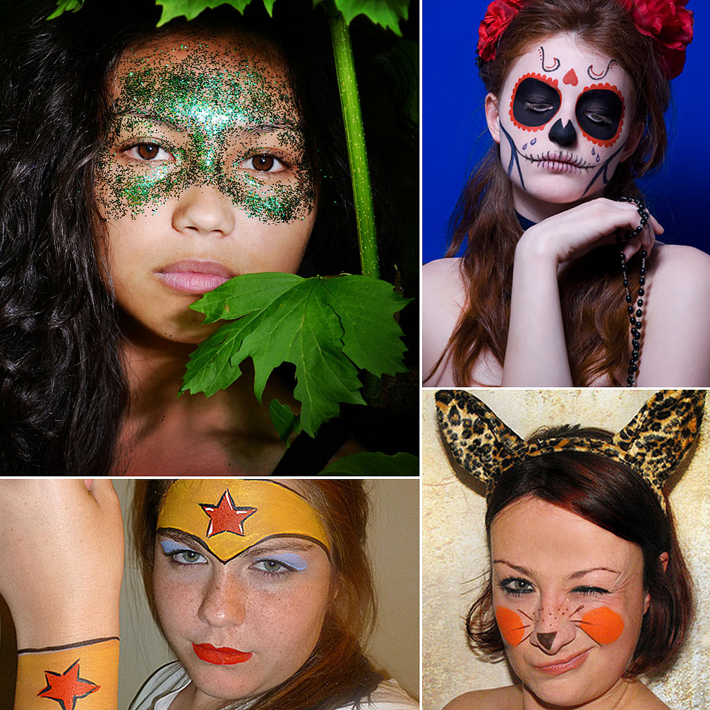 Easy Halloween Costume Ideas For Teenage Girls Images - Simple Halloween Costumes