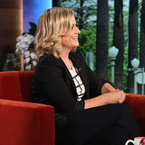 Amy Poehler Interview on Ellen | October 2013
