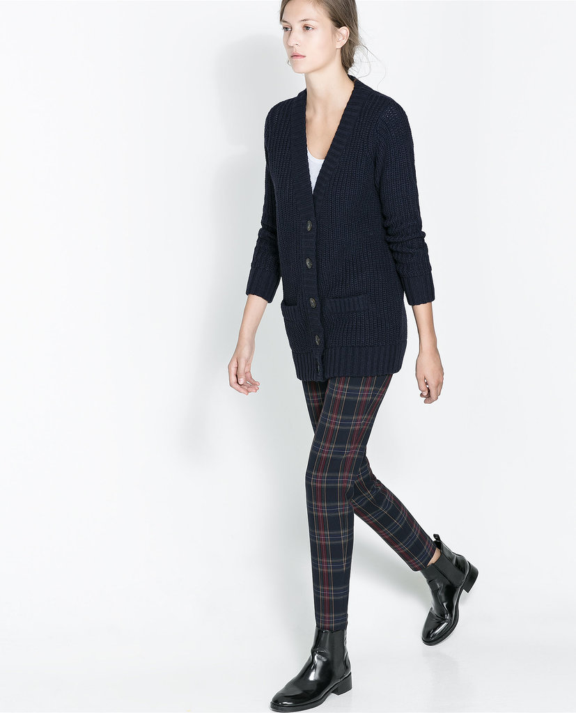 A must-have for any wardrobe? A cardigan like this