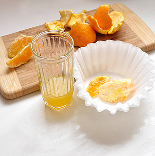 Use a Coffee Filter to Make Juice