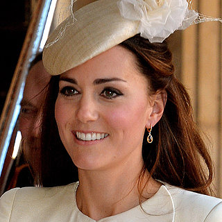 Kate Middleton Hair & Beauty At Prince George's Christening