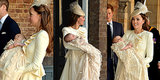 Kate Middleton Picks Alexander McQueen For Prince George's Christening