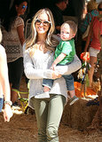 Kristin Cavallari and Camden