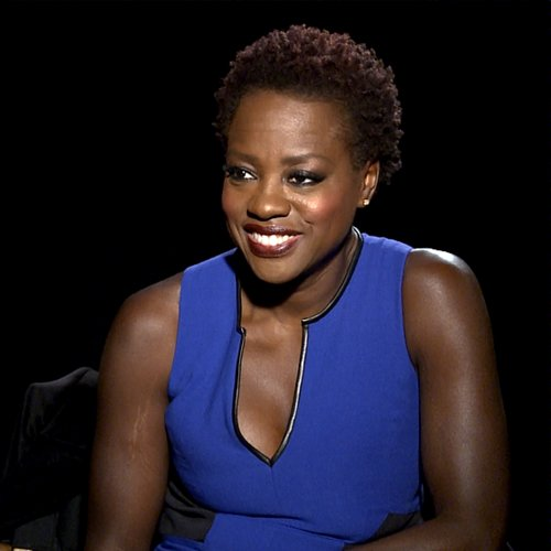 Viola Davis Interview For Ender's Game