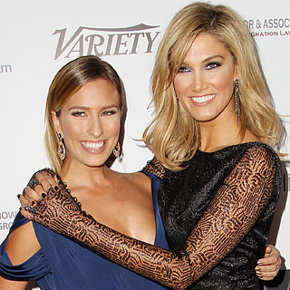 2013 Australians In Film Gala: Delta Goodrem, Renee Bargh