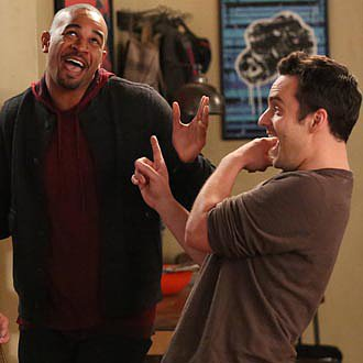 Damon Wayans Jr. on New Girl Pictures