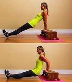 Triceps Dip: 20 Reps