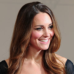 Kate Middleton Hair & Beauty At Actions On Addiction Gala