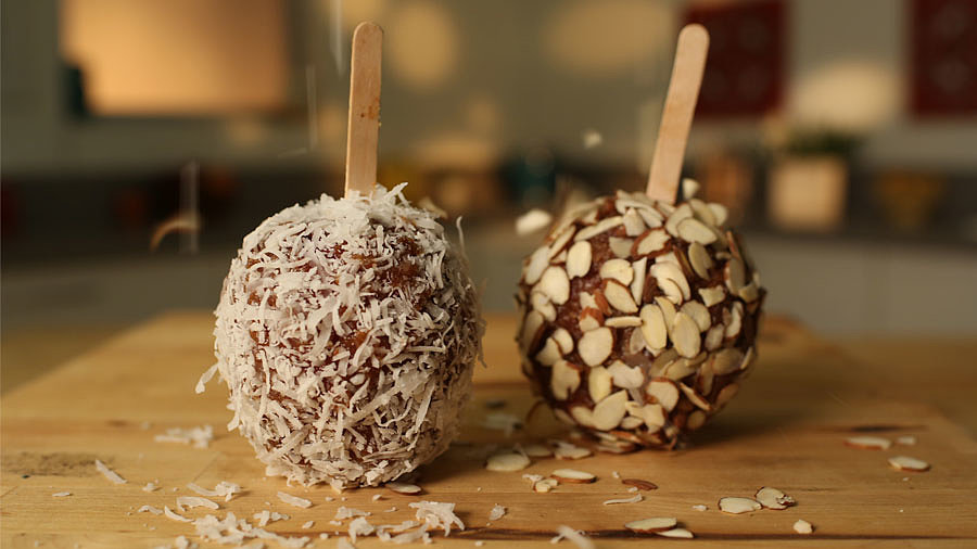 Satisfy a Taste For Caramel Apples Minus the Calories