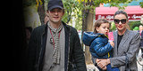 Miranda Kerr and Orlando Bloom Step Out Smiling Postsplit