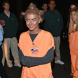 Julianne Hough's Blackface Halloween Costume and Apology