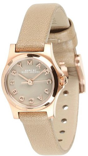 Marc by Marc Jacobs - MBM1239 - Henry Dinky (Rose Gold/Gingersnap) - Jewelry