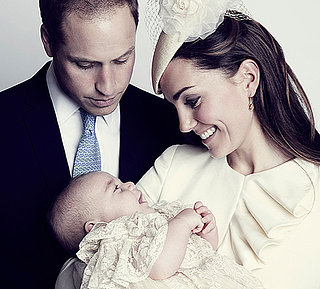 Prince George Christening Official Photos