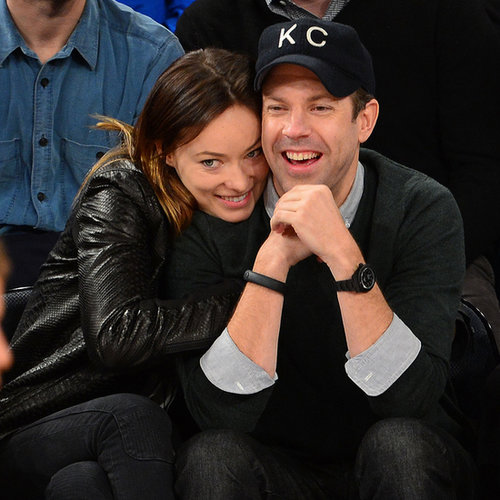 Revivez les plus beaux moments de Jason Sudeikis et d'Olivia Wilde !