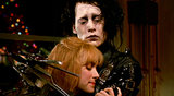 Kim and Edward, Edward Scissorhands