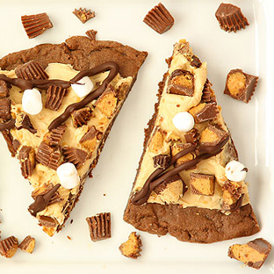 Reese Cup Pizza