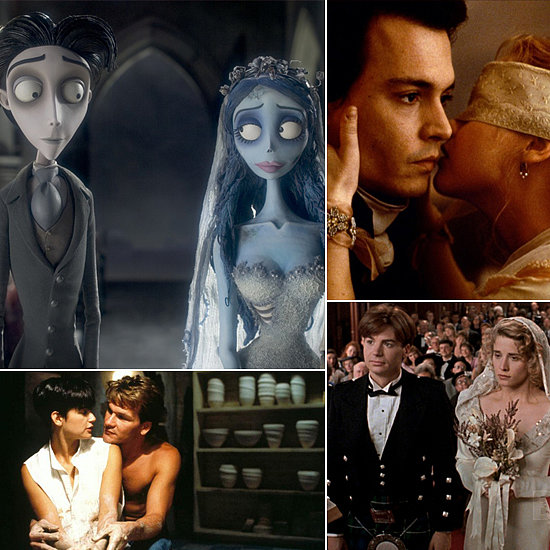 We'd Third Wheel With These Spooky Movie Couples