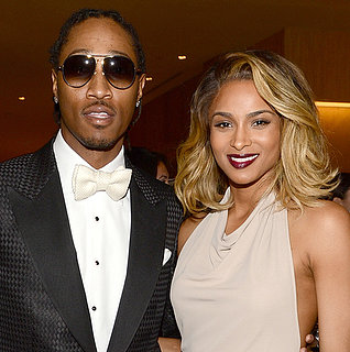Ciara and Future Engaged