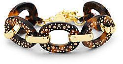 Tortoise Link Bracelet