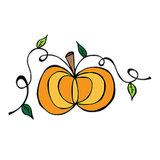 'Tis the season of all things pumpkin, including this whimsical harvest design ($10-$25).