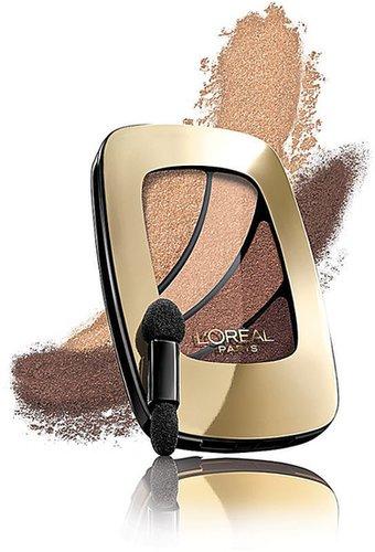 L'Oreal Color Riche Eyeshadow Quads