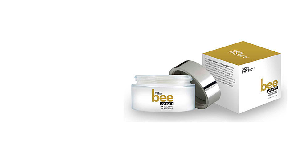 Product Review: Skin Physics Bee Venom Anti-Ageing Moisturiser