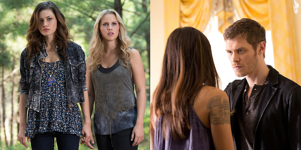 How The Vampire Diaries Gang Would React to The Originals Episode 5