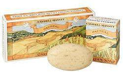 Caswell-Massey Oatmeal Soap (Box of 3)