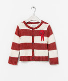 Zara Kids Striped Cardigan