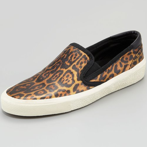 Designer Slip-On Sneakers