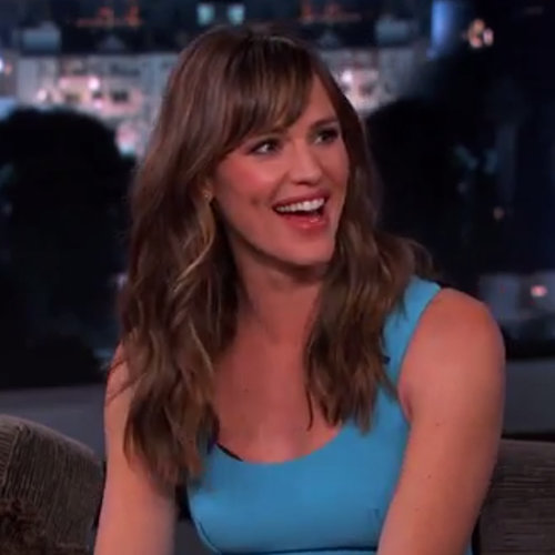 Jennifer Garner Interview on Jimmy Kimmel Live | Video