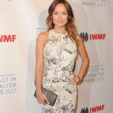 Olivia Wilde International Women's Media Foundation Courage