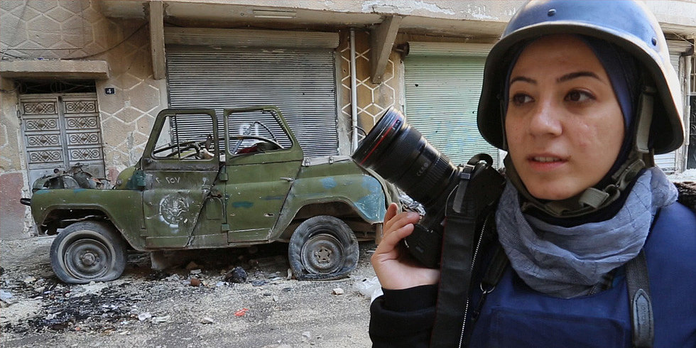 Women in War Zones: Four Female Reporters Risking Their Lives For the Truth
