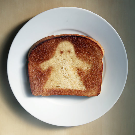 Ghost Toast Halloween Recipe