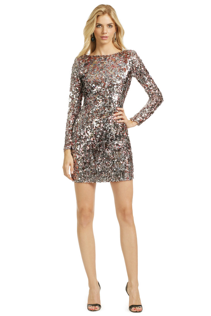 Marc & James by Badgley Mischka Mini Sequin Pixie Dress ($75)