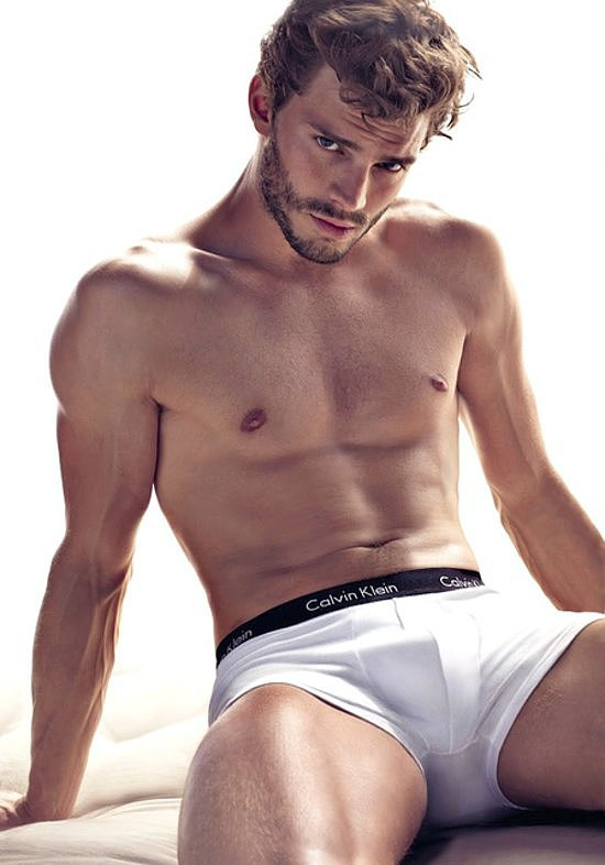 Best Runner-Up: Jamie Dornan