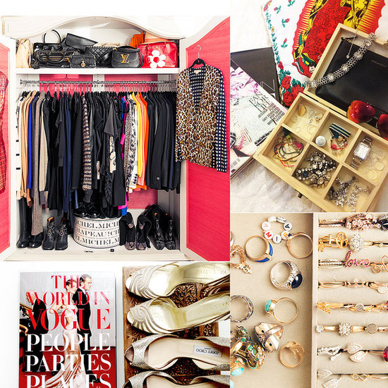 Inside The Most Amazing Industry Wardrobes: Miranda Kerr, Elle Ferguson And More