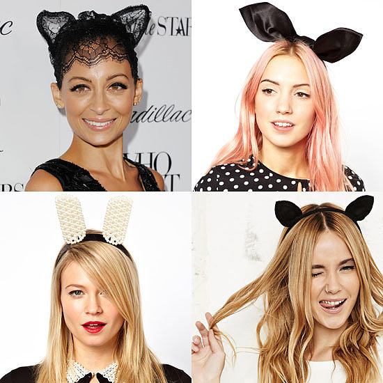 10 Cute Ear Headpieces to Wear to Your Halloween Party