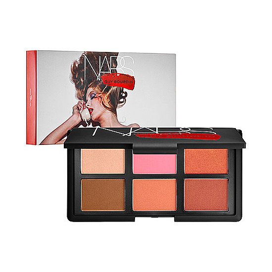 The Nars Limited Edition Guy Bourdin Holiday Palette ($65) is color-saturated and a unique gift for any palette fan.