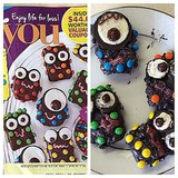 When cute edible monsters actually become a scary sight.  Source: Instagram user amandawphoto