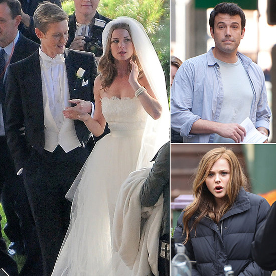 A Revenge Wedding and More Moments on Set This Week