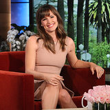 Jennifer Garner Talking About Ben Affleck on Ellen 2013