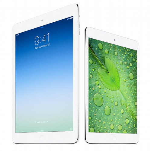 iPad Air vs. iPad Mini