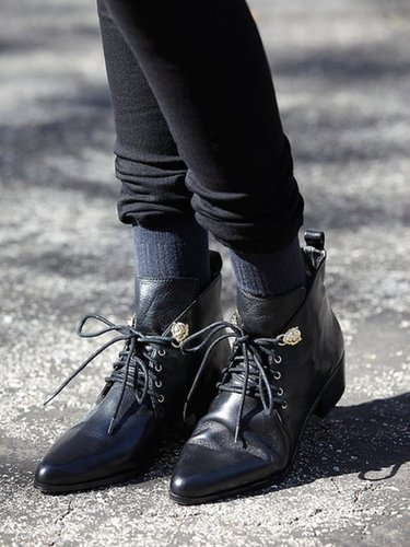 Grey City Bravery Ankle Boot