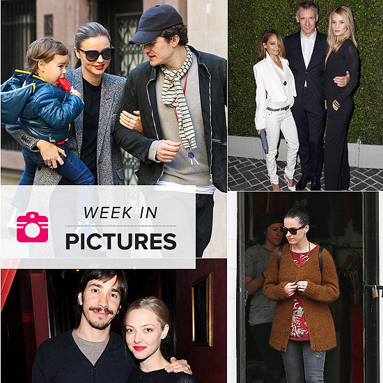 The Week in Pictures: Miranda and Orlando, Katy Perry in Sydney, Stylish Stars & More!