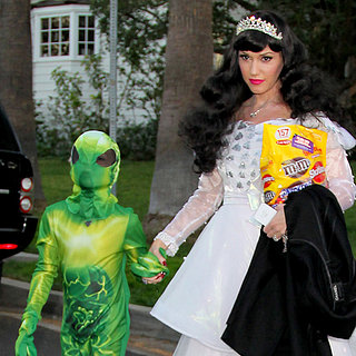 Celebrities Trick-or-Treating For Halloween 2013