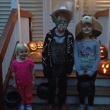 Dora the Explorer, Zombie Cowboy, and a Puppy