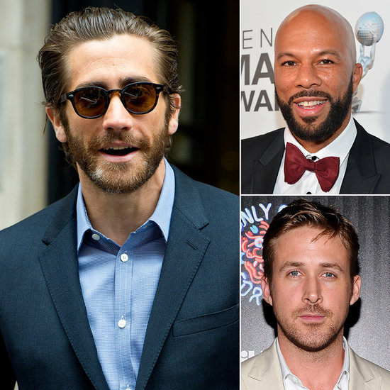 Celebrate Movember With the Sexiest Celebrity Scruff