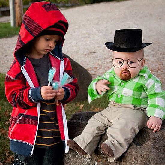 Breaking Bad Children's Costumes